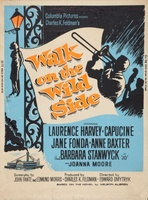 Walk on the Wild Side movie poster (1962) picture MOV_b63d51e8