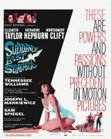 Suddenly, Last Summer movie poster (1959) picture MOV_b641dcb5