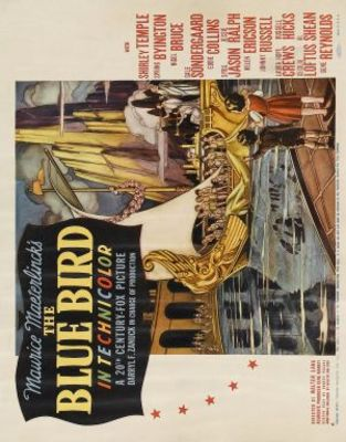 The Blue Bird movie poster (1940) poster MOV_b64d0595