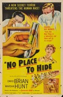 No Place to Hide movie poster (1956) picture MOV_b64decc3