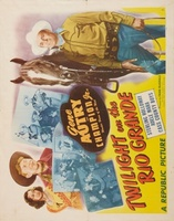 Twilight on the Rio Grande movie poster (1947) picture MOV_b64f038b