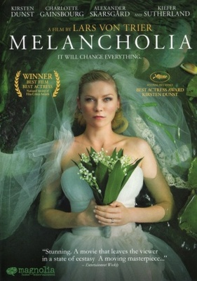 Melancholia movie poster (2011) poster MOV_b6535541