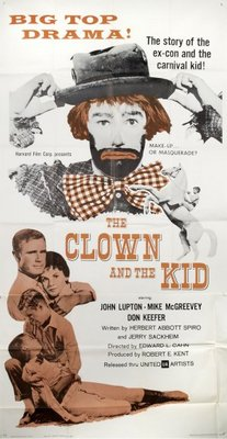 The Clown and the Kid movie poster (1961) poster MOV_b6542f2b