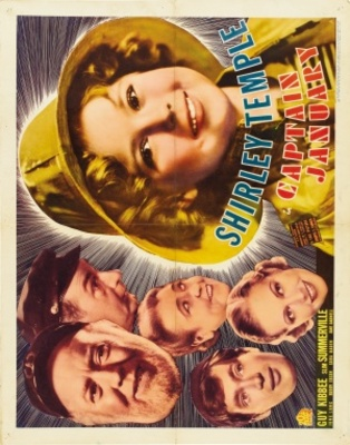 Captain January movie poster (1936) poster MOV_b659ab7e