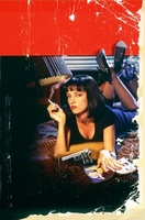Pulp Fiction movie poster (1994) picture MOV_b6602a80