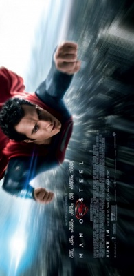 Man of Steel movie poster (2013) poster MOV_b666adeb