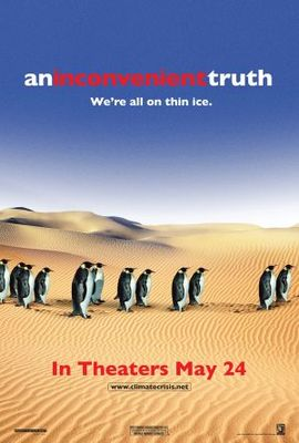 An Inconvenient Truth movie poster (2006) poster MOV_b66d57b3