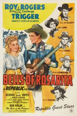 Bells of Rosarita movie poster (1945) poster MOV_b6710090