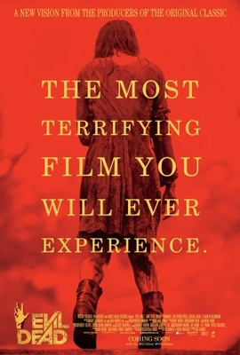 The Evil Dead movie poster (2013) poster MOV_b6777848