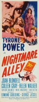 Nightmare Alley movie poster (1947) picture MOV_b67beddc