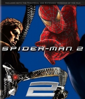Spider-Man 2 movie poster (2004) poster MOV_b6806221