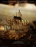 Sinbad: The Fifth Voyage movie poster (2010) picture MOV_b68446c0