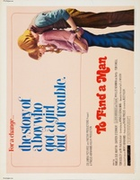 To Find a Man movie poster (1972) picture MOV_b6898c6a