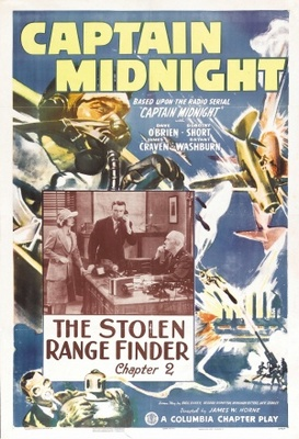 Captain Midnight movie poster (1942) poster MOV_b68a5154