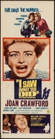 I Saw What You Did movie poster (1965) picture MOV_b68f0843