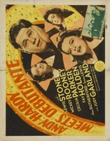 Andy Hardy Meets Debutante movie poster (1940) picture MOV_b68f662b