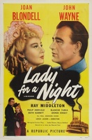 Lady for a Night movie poster (1942) picture MOV_b6900353