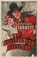 Bullets for Rustlers movie poster (1940) picture MOV_b6920613