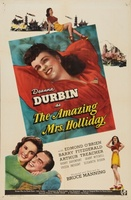 The Amazing Mrs. Holliday movie poster (1943) picture MOV_b6935ecc