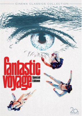 Fantastic Voyage movie poster (1966) poster MOV_b69da37e