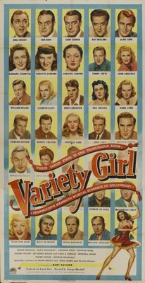 Variety Girl movie poster (1947) poster MOV_b6a0ad91