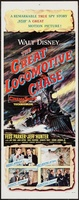 The Great Locomotive Chase movie poster (1956) picture MOV_b6abf67c