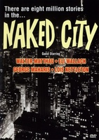 Naked City movie poster (1958) picture MOV_b6ae19eb
