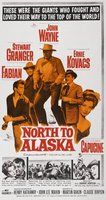 North to Alaska movie poster (1960) picture MOV_f0d3227e