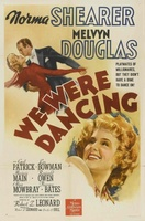 We Were Dancing movie poster (1942) picture MOV_b6b99238