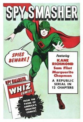 Spy Smasher movie poster (1942) poster MOV_b6bb3183