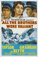 All the Brothers Were Valiant movie poster (1953) picture MOV_b6c7d112