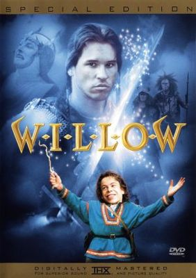 Willow movie poster (1988) poster MOV_b6caca1b