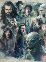 The Hobbit: The Battle of the Five Armies movie poster (2014) picture MOV_b6d220fd
