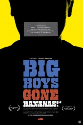 Big Boys Gone Bananas!* movie poster (2011) poster MOV_b6d45584