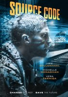 Source Code movie poster (2011) picture MOV_b6d54f7e