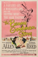The Benny Goodman Story movie poster (1955) picture MOV_b6d8689b