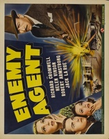 Enemy Agent movie poster (1940) picture MOV_b6d987a9