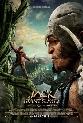 Jack the Giant Slayer movie poster (2013) poster MOV_b6de92a9