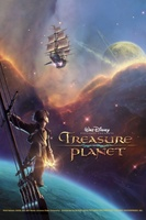 Treasure Planet movie poster (2002) picture MOV_b6ea42d6