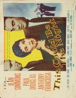 This Could Be the Night movie poster (1957) picture MOV_b6ef20f2
