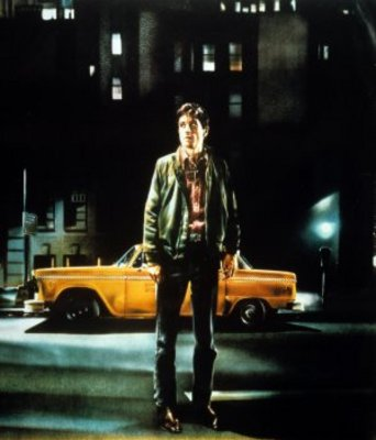 Taxi Driver movie poster (1976) poster MOV_b6efa667