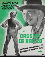 Cassidy of Bar 20 movie poster (1938) picture MOV_b6f20bd4
