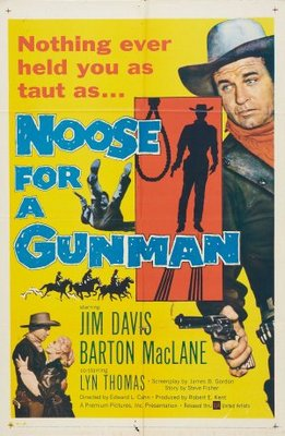 Noose for a Gunman movie poster (1960) poster MOV_b6f71937