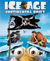 Ice Age: Continental Drift movie poster (2012) picture MOV_b6fabb25
