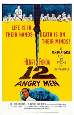 12 Angry Men movie poster (1957) poster MOV_b6fd2f5d