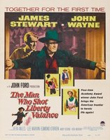 The Man Who Shot Liberty Valance movie poster (1962) picture MOV_b70743de