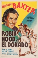 The Robin Hood of El Dorado movie poster (1936) picture MOV_b70d2a0d