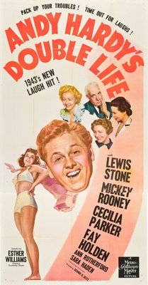 Andy Hardy's Double Life movie poster (1942) poster MOV_b70e526c