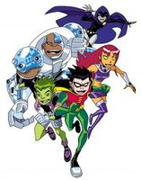 Teen Titans movie poster (2003) picture MOV_b70e96a2