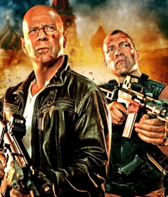 A Good Day to Die Hard movie poster (2013) poster MOV_b70ff79d